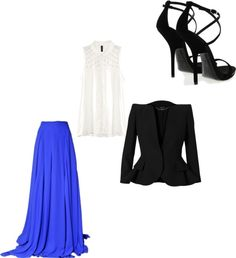 """""""Maxi New York"""" by prepster-nyc1 ❤ liked on Polyvore"""