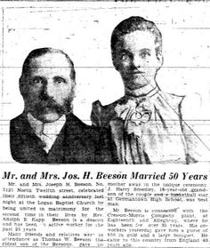 From The Philadelphia Record; Saturday, February 19th, 1927, Page 3.