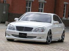 Mercedes-Benz w220 AMG