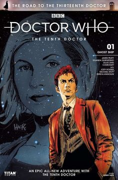Buy Doctor Who: The Road to the Thirteenth Doctor by James Peaty at Mighty Ape NZ. Join the road to the Thirteenth Doctor with this essential comics collection, featuring three standalone tales of the Tenth, Eleventh and Twelfth Doct. Doctor Who Comics, Bbc Doctor Who, 13th Doctor, Twelfth Doctor, Stencil, Doctors Series, Humble Bundle, Big Finish, Online Comic Books