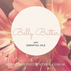 DIY BELLY BUTTER.  Oh this is such a beautiful all natural belly butter that is great to reduce the appearance of stretch marks. It includes some really beautiful essential oils that are safe and effective. Please share this recipe with any GODDESS pregnant women you know.  PEACE, Caitlin  To learn more about natural health products visit www.caitlinfitzpatrick.com.au