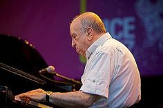 TODAY (August 23) Mr.Martial Solal is 87.  Happy Birthday Sir. To watch his 'VIDEO PORTRAIT'  'Martial Solal - French Keys' in a large format, to hear  'YOUR BEST OF Martial Solal' on Spotify, go to >> http://go.rvj.pm/z6