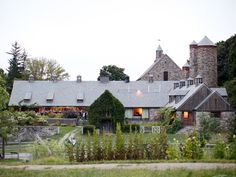 What: Blue Hill at Stone Barns  Chef: Dan Barber Where: Situated among the vegetable gardens and livestock barns of the Rockefeller family's former dairy estate in New York's lower Hudson Valley