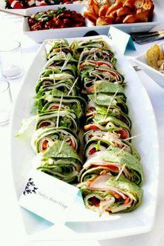 long deli sandwich wal mart   Baby shower food