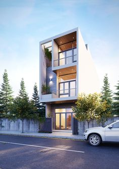 Revit, Max 2014, Vray 3.2, Photoshop cs5House Owner: PHAM DINH CHUONGAddress: Son Tra, Da Nang, Viet Nam