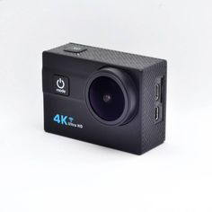 (63.00$) Know more - ailhj.worlditems.... - Symrun Q5H Action Camera Ultra HD 4K WiFi Sports Camera 2.0 LCD 16MP 25FPS 173 Degree Wide-Lens Go Pro Style