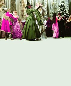 Yule Ball. yesss please :)