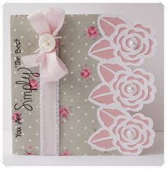 Lenet Mos created this adorable card using the You Are Simply The Best stamp set from www.papersweeties.com!