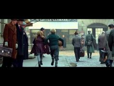The Book Thief Trailer - Geoffrey Rush, Emily Watson, Sophie Nelisse, Ben Schnetzer  Nico Liersch