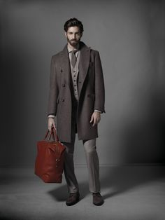 """Italian suit maker Brioni is not satisfied with just training its tailors. """"We — for lack of a better word— 'breed' our own tailors all the time. It's the heart of our business,"""" says Farouk P Shivji, director of the company's neckwear and made-to-measure department. He is referring to the parentage of Donato Liguori, one of the company's master tailors. Both Liguori's parents were tailors at Brioni and he enrolled in its tailoring school at the age of 14 before climbing up the ranks."""