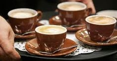 It's official: drink more coffee. When the nation's top nutrition panel did something it had never done before: weigh in on whether people should be drinking coffee. What it had to say is pretty surprising. Kids Nutrition, Good Morning Coffee, Coffee Break, Coffee Time, Tea Time, Seattle Coffee, Dark Chocolate Nutrition, Gastronomia, Mugs