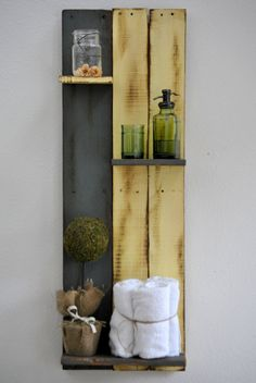 Hey, I found this really awesome Etsy listing at https://www.etsy.com/listing/166760479/shelf-recalimed-pallet-rustic-distressed