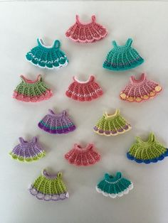 PDF Pattern for Party Dress for Momma and Sister Calico Critter