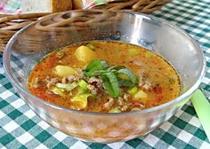 Zajímavé! What To Cook, Cheeseburger Chowder, Soup, Cooking, Red Peppers, Kitchen, Soups, Cuisine, Chowder