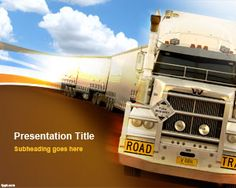 11 best transportation powerpoint templates images on pinterest brainstorm ideas on how to improve the process of goods transportation to guarantee an impressive service with free transportation truck ppt template toneelgroepblik Images