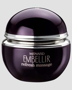 Menard Embellir освежающий массажный крем Refresh Massage | Интернет-магазин профессиональной косметики для волос от ведущих мировых брендов shampoosik.ru 7 495 77-44-99-0
