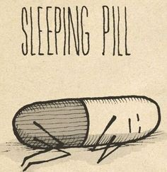 Funny Pun: Sleeping Pill