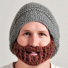 Homem de barba é um charme =D