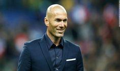 Gaji Zidane Melatih Di Real Madrid Tidak Besar