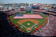 Nationals are creating new field-level seats at Nats Park