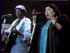 Milton Nascimento e Mercedes Sosa (TV Globo, 1987)