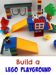 lego duplo circus instructions