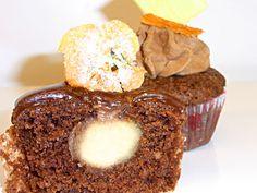 Himmlische Süßigkeiten: Saftiger Ingwer-Schoko-Cupcake