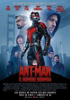 ANT-MAN, el hombre hormiga [Nuevo Poster] | Sombras de Rebelión