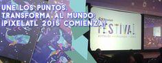 Ayer en la ciudad de la eterna primavera Cuernavaca, dio inicio uno de los eventos que pretende unir al sector creativo con la industria de la animación, videojuegos y cómic: Pixelatl.  #Morelos #Pixelatl #Diseño #Eventos #Creatividad