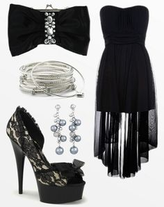 I love this outfit, sexy meets classy the perfect combination