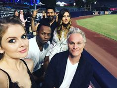 "Malcolm Goodwin on Twitter: ""About to take the stage at the MTV Fandom Awards! #sdcc #izombie"