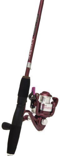 Quantum Fishing Ladies Snap Shot Ssl30/662M Spin Fishing Rod and Reel…
