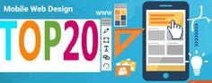 Top 20 Reasons Why You Need Mobile Optimized #Website - #WeblinkIndia