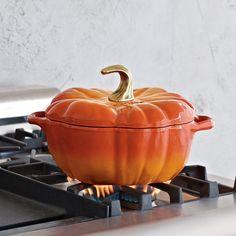 Staub Pumpkin Cocotte, 3½ qt. | Sur La Table