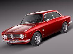 Alfa Romeo Giulia GTA (1965)