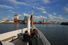 Mit Gräfin Emma auf der Weser