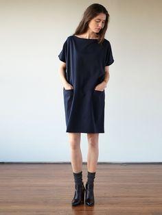 (Lu. - Women's Apparel - Origin Dress No.2 - Midnight Love) This dress