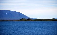 Lago Myvatn, North-Central Iceland