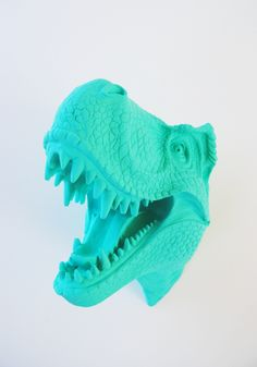 T-Rex Head Faux Taxidermy