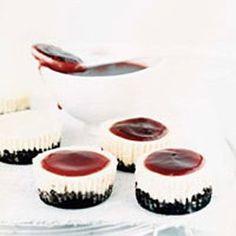 Mini Cheesecakes Recipes - Mini Dessert Ideas - Delish