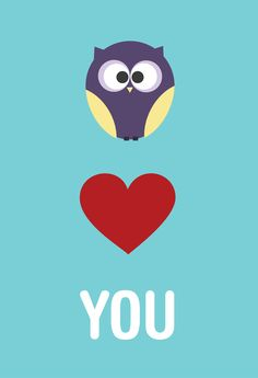 Owl Love You forever!!!!