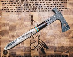 Trench Knife, Homemade Weapons, Cool Knives, Cold Steel, Knife Making, Deco, Blacksmithing, Art Forms, Blade