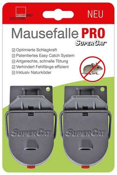 Swissinno produces high quality and top European products for natural pest control.