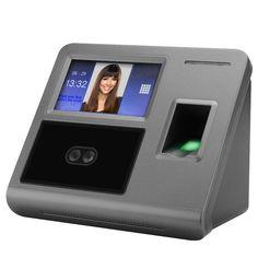 Fingerprint + Facial Recognition Attendance  #electronics #relgard #consumer
