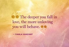 10 Thoughts to Remember About Relationships -- Iyanla Vanzant