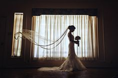 Why We Love It: We love the ethereal beauty of this stunning bridal portrait!Why…