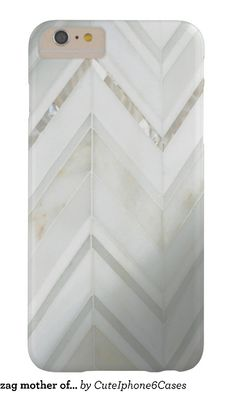 Cool white zig zag mother of pearl nacre oysters barely there iPhone 5C/ 5S/ 6/ 6S Plus/ iPod Touch/ Samsung Galaxy S5/ S6/ S7/ Note 4/ iPad Mini/ Mini Retina/ Air/ Air 2/ Motorala Case Cover ready be purchaed or customized. #floraliphone6case See more: http://www.zazzle.com/cuteiphone6cases/products?dp=0&cg=196536972720535159&pg=1&rf=238478323816001889