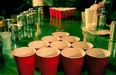 Birra pong!