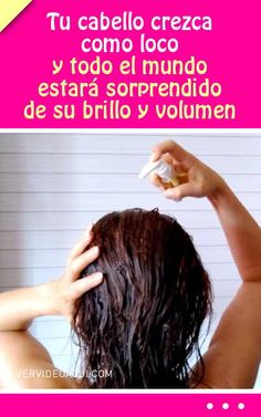 Este champú simple hará que tu cabello crezca como loco y todo el mundo estará sorprendido de su brillo y volumen
