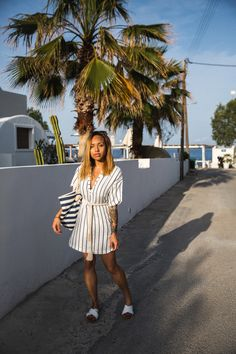 A Style Diary by Samantha Maria : THE BLUE STRIPES